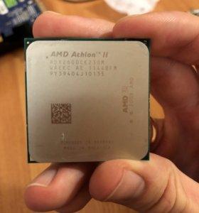 AMD Athlon 2x 260 3.2 GHz Am3
