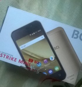Смартфон,BQ Mini Strike | Android 7.0