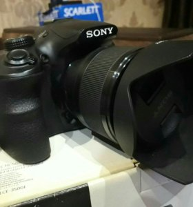Продам фотоаппарат SONY A3500 Kit 18-50mm