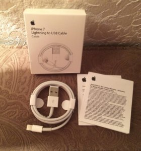 USB кабель iPhone 5;6;7