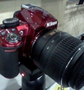 Nikon D3100 + 2 объяктива +сумка и флешка