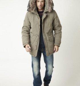 Куртка Пуховик.Абсолютно новый.
