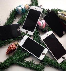 ДИСПЛЕИ АКБ на iPhone