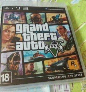 Гта 5 для PlayStation 3