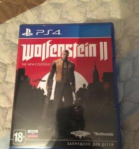 Wolfenstein 2 the new colossus Обмен или Продажа