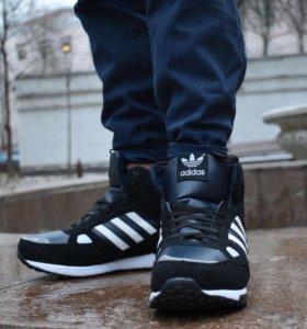 Зимние кроссовки Adidas ZX750