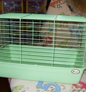 Клетка для кроликов 60*36*40см