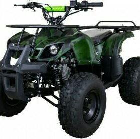 Новый квадроцикл ATV classic 8 125