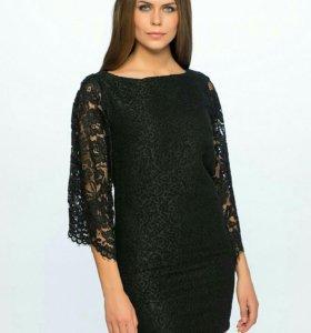 Новое шикарное вечернее кружевное платье