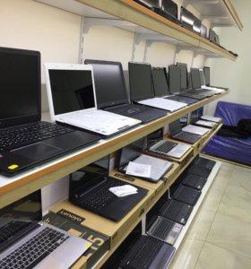 Ноутбуки  i3/i5/i7 для работы и игр