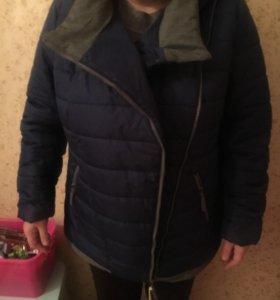 Абсолютно новая женская зимняя куртка
