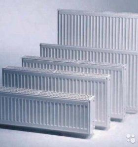 Стальные панельные радиаторы PURMO