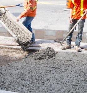 бетон для фундамента и плиты