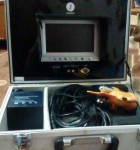 Подводная видеокамера для камфотртной рыбалки