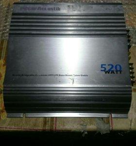 Усилитель Power Acoustic PS2-520