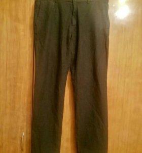 Зимние брюки ' H&M '_ 100% хлопок