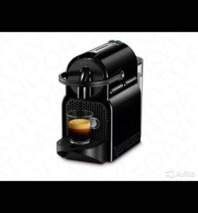 Новая кофемашина nespresso