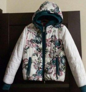 Куртка для девочки весна - осень