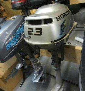 Лодочный мотор honda 2.3