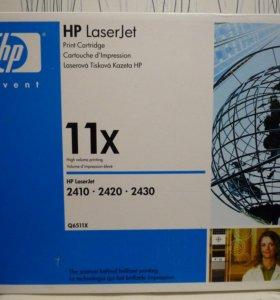 картриджи HP 11X (Q6511X)