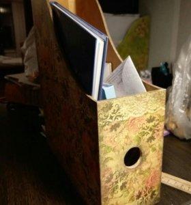 подставка для журналов или документов