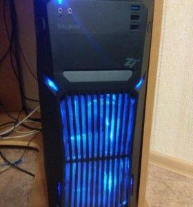 Новый современный компьютер.
