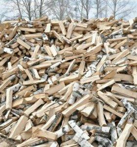 Березовые дрова с доставкой истра