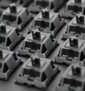 Cherry-MX Black переключатели (кнопки)
