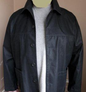 Куртка мужская под кожу