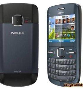 Телефон Nokia C3-00💙
