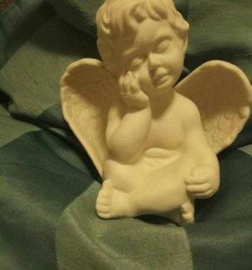 Статуэтка Ангелочек спящий