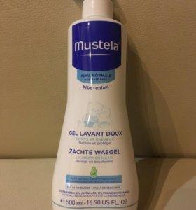 Mustela гель для мытья детский. 500 мл. Франция