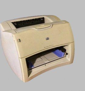 Лазерный принтер HP LaserJet 1200