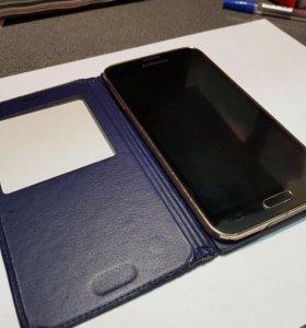 Samsung Galaxy S5 Duos (SM-G900FD) Gold