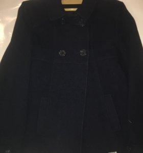 Пальто итальянское новое