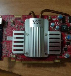 GeForce8600GT видеокарта