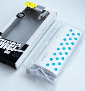 PowerBank Sony аккумулятор новый