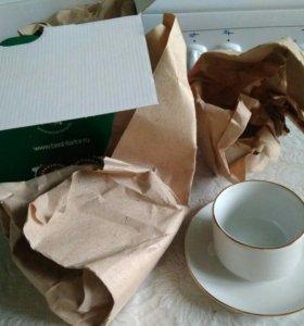 Чайно-кофейный набор.