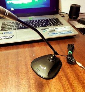 Микрофон Genius Mic-01A