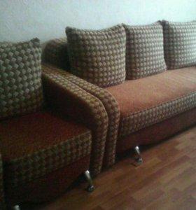 Диван и кресла-кровати