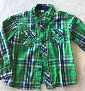 Рубашки 92