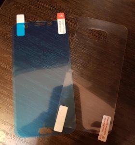 Защитная пленка на смартфон Samsung s7 edge