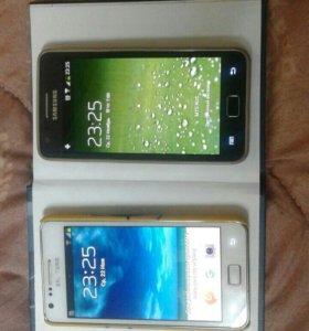 Samsung s2 и s2 plus