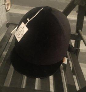 Новый шлем для верховой езды р-р 57
