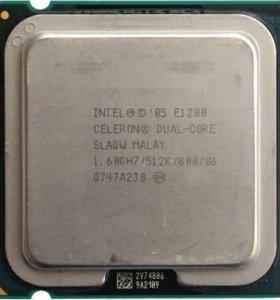 Celeron Dual-Core E1200