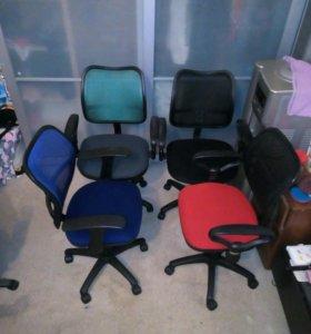 Офисные кресла - новые в ассортименте