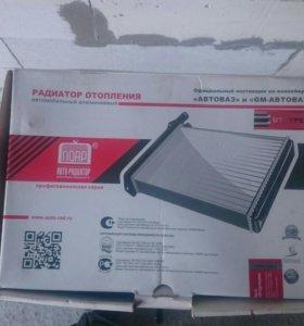 Радиатор печки Ваз 08-2115