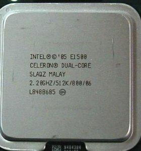 Celeron Dual-Core E1500