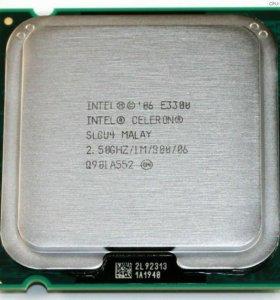 Celeron Dual-Core E3300