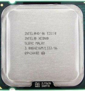 Xeon E3110 (C2D E8400) (LGA 775!)